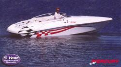 Grew Boats Challenger XLX 230 Cuddy Cabin Boat