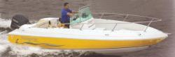 Grew Boats Navigator 202 Center Console Bowrider Boat