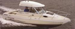 Grew Boats Navigator 202 Cuddy Cabin Cuddy Cabin Boat