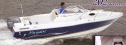 Grew Boats Navigator 202 Walkaround Bowrider Boat