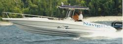 Grew Boats Navigator 312 Center Console Bowrider Boat