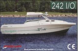 Grew Boats Navigator 242 Cuddy Cabin Cuddy Cabin Boat