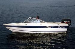 Grew Boats Cutter XL 157 Classic Bowrider Boat