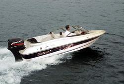 Grew Boats Cutter XLE 173 OB Bowrider Boat