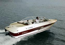 Grew Boats Cutter XLE 191 IO Bowrider Boat