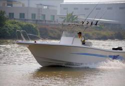 2015 - Hammerhead Boats - 280 Center Console