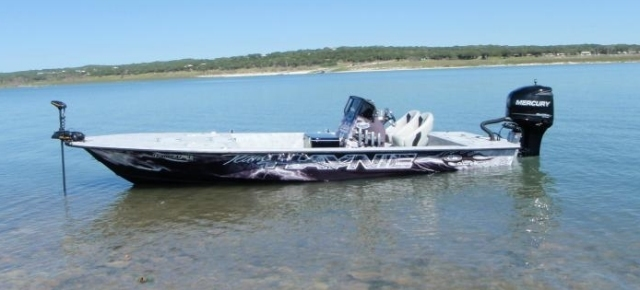 Research 2015 - Haynie Bay Boats - 24 High Output on iboats com