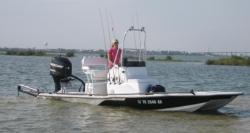 2017 - Haynie Bay Boats - 21- Cat