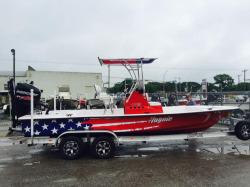 2017 - Haynie Bay Boats - 23- Bigfoot