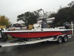 2017 - Haynie Bay Boats - 23- Cat