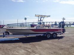 2017 - Haynie Bay Boats - 25- Magnum