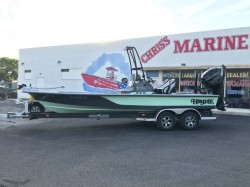 2018 - Haynie Bay Boats - 23- Magnum