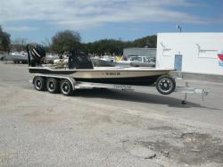 2020 - Haynie Bay Boats - 23- Low Sides