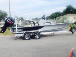 2020 - Haynie Bay Boats - Z21
