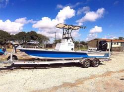 2020 - Haynie Bay Boats - 24- Cat
