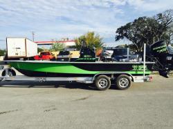 2020 - Haynie Bay Boats - 24- High Output