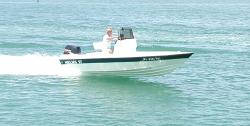 2014 - Helms Boats - Helms 17 CC