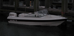 2015 - Helms Boats - Helms 17 DC