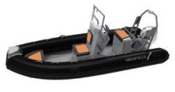2020 - Highfield - Ocean Master 540
