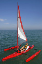 2009 - Hobie Cat Boats - Mirage Adventure Island