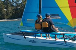 2011 - Hobie Cat Boats - Getaway