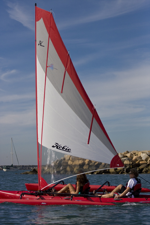 Research 2012 - Hobie Cat Boats - Mirage Tandem Island on iboats com