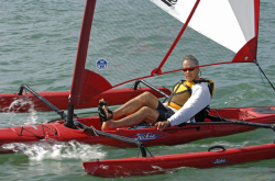2012 - Hobie Cat Boats - Mirage Adventure Island
