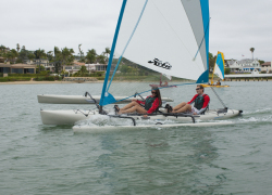 2012 - Hobie Cat Boats - Mirage Tandem Island
