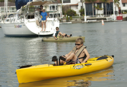 2012 - Hobie Cat Boats - Mirage Revolution 11