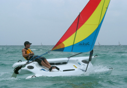 2012 - Hobie Cat Boats - Bravo