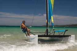 2012 - Hobie Cat Boats - Getaway