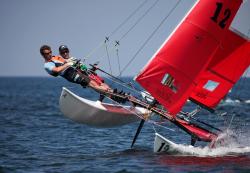 2012 - Hobie Cat Boats - Hobie 16