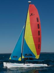 2013 - Hobie Cat Boats - Getaway
