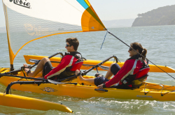 201 - Hobie Cat Boats - Mirage Tandem Island
