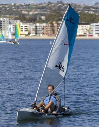 2017 - Hobie Cat Boats - Mirage Revolution 11
