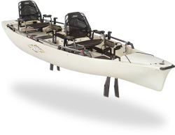 2018 - Hobie Cat Boats - Mirage Pro Angler 17T