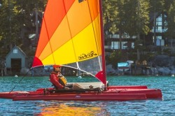 2018 - Hobie Cat Boats - Mirage Adventure Island