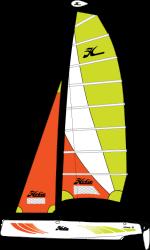 2019 - Hobie Cat Boats - Getaway