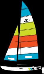2019 - Hobie Cat Boats - Hobie 16