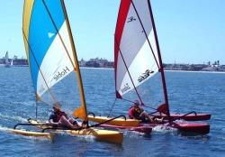 Hobie Cat Boats Mirage Adventure Island Kayak Boat