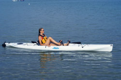 Hobie Cat Boats Mirage Adventure Paddle and Peddle Boat