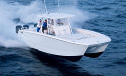 2019 - Invincible Boats - 42- Open Fishermen