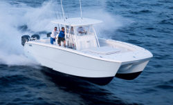 2019 - Invincible Boats - 36- Open Fishermen