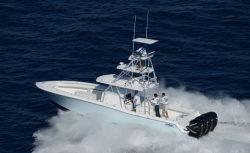 2020 - Invincible Boats - 42- Open Fishermen