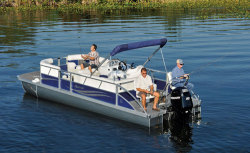 2014 - JC Pontoon Boats - Spirit 243 TT
