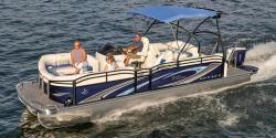 2020 - JC Pontoon Boats - SunLounger 25TT