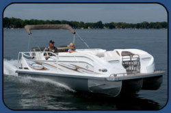 2009 - JC Pontoon Boats - SunToon 23 TT