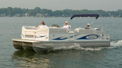 2009 - JC Pontoon Boats -NepToon 23F