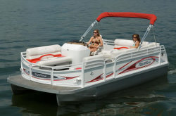 2009 - JC Pontoon Boats - NepToon 19