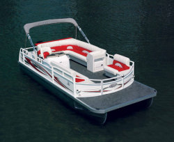 2009 - JC Pontoon Boats - Ensign 21